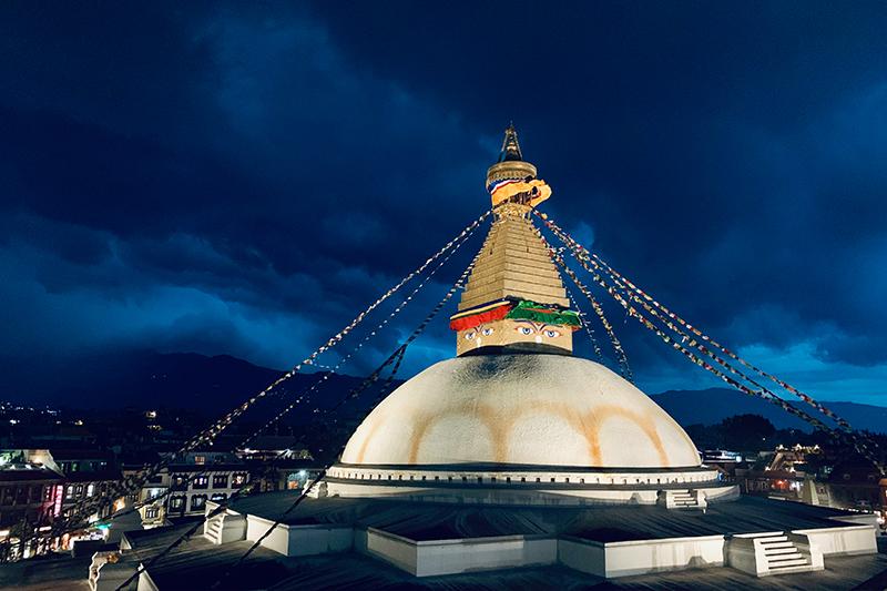 Great Boudhanath Stupa