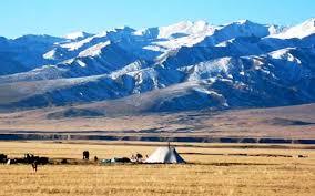 Nomads in Amdo