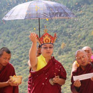 Performing Consecration in Tibet